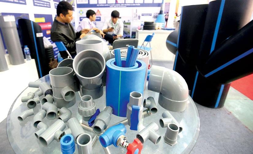 Tốc độ tăng trưởng xuất khẩu nhựa vào khoảng 14% - 15%/năm